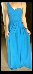 Ocean Blue Bridesmaid dress 👗